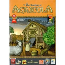 Agricola (edicion en ingles) - juego de mesa