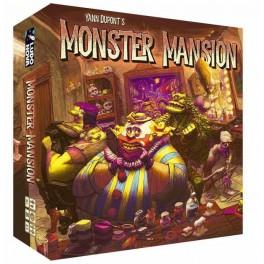 Monster Mansion - juego de cartas