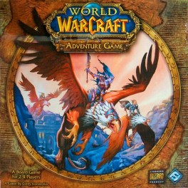 world of warcraft juego de mesa