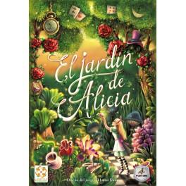 El Jardin de Alicia - juego de mesa