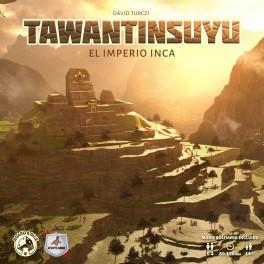 Tawantinsuyu: El Imperio Inca - juego de mesa