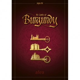 The Castles of Burgundy: Edicion 20 Aniversario (castellano) - juego de mesa