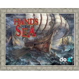 Hands in the Sea: La Primera Guerra Punica - juego de mesa