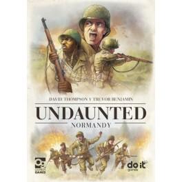 Undaunted Normandy (castellano) - juego de mesa