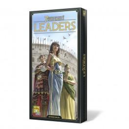7 Wonders Expansion: Leaders - Nueva Edicion - expansión juego de mesa