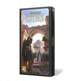 7 Wonders Expansion: Cities - Nueva Edicion - expansion juego de mesa