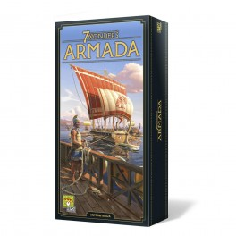 7 Wonders Expansion: Armada - Nueva Edicion