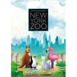 New York Zoo - juego de mesa