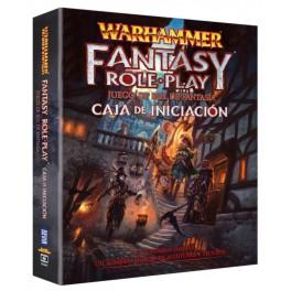Warhammer: Fantasy Roleplay: Caja de inicio (castellano) - juego de rol