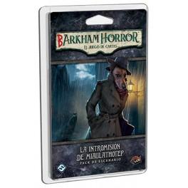 Barkham Horror: La intromision de Miaulathotep - expansión juego de cartas