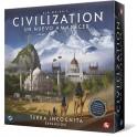Sid Meiers Civilization un Nuevo Amanecer: Terra Incognita - expansión juego de mesa