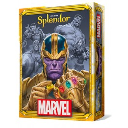 Splendor Marvel - juego de mesa