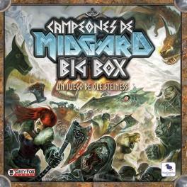 Campeones de Midgard Big Box - juego de mesa