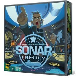 Captain Sonar: Sonar Family - juego de mesa