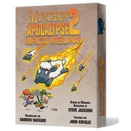 Munchkin Apocalypse 2: Impacto Interlanar - expansión juego de cartas