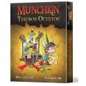Munchkin: Tesoros Ocultos - expansión juego de cartas