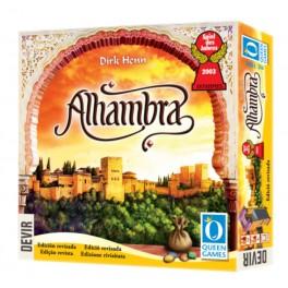 Alhambra - edicion revisada 2020 juego de mesa