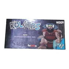 Los Rolatos de Crom: Arena, cenizas... y sangre - Superheroes INC. 010