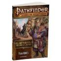 Pathfinder El retorno de los Señores de las Runas 3: Plaga Runica - suplemento de rol