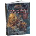 Warhammer Fantasy Roleplay: Noches Agitadas y Dias Dificiles - suplemento de rol