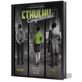Cthulhu Confidencial - juego de rol