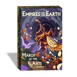 March of the ants: Empires of the Earth - expansión juego de mesa