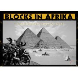 Blocks in Afrika - juego de mesa