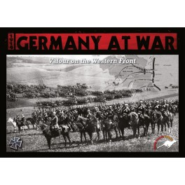 1914: Germany at war - juego de mesa
