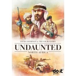 Undaunted North Africa (castellano) - juego de mesa