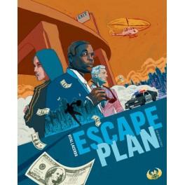 Escape Plan - juego de mesa
