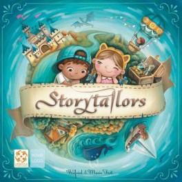 Storytailors - juego de cartas para niños