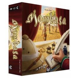 Mombasa - Edicion en castellano juego de mesa