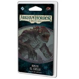 Arkham Horror: Hasta el cuello - expansión juego de cartas