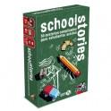 Black Stories: School Stories - juego de cartas