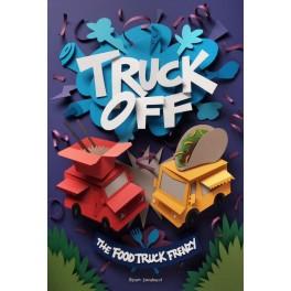 Truck off: the food truck frenzy - juego de cartas