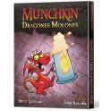 Munchkin: Dragones Molones - expansión juego de cartas