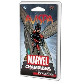 Marvel Champions: La Avispa - expansión juego de cartas