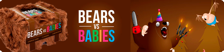 bears vs babies exploding kittens