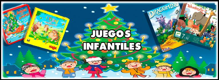juegos de mesa para niños navidad